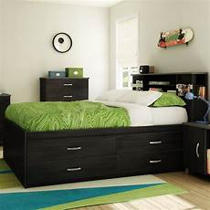 south shore lazer captain bed with storage reviews wayfair