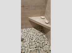 Pin by Amy Filipowski Spencer on master bedroom   Shower floor tile, Shower floor, Pebble shower