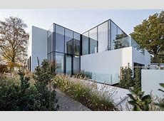 Cube Shaped Glass House by BBSC Architects   InteriorZine