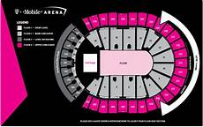T Mobile Arena Seating Chart View T Mobile Arena Events Guide Tips Amp Tricks