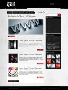 Blog Layouts Best Photoshop Web Design Tutorials Tutorialchip