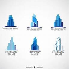 Vector Company Construction Company Logo Templates Free Vector