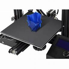 3d printer glass platform heatbed bed build surface