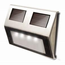 Maxsa Innovations Solar Deck Light Maxsa Decorative Solar 4 Light Led Deck Light Amp Reviews