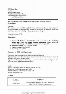 Resume Objective For Freshers Unique Business Development Fresher Resume Objective In