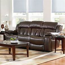 shore reclining sofa by standard furniture
