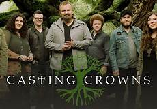 Casting Crowns Events Rush Concerts Casting Crowns The Very Next Thing Tour