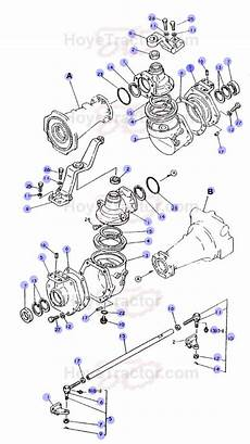 4wd External Yanmar Tractor Parts