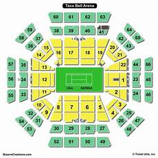 Boise State Taco Bell Arena Seating Chart Taco Bell Arena Seating Chart Seating Charts Amp Tickets