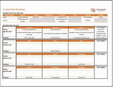 Calendar Planner Templates Content Calendar And Plan Template Spreadsheetshoppe