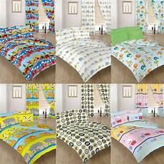copriletti per bambini single size duvet cover set curtains bedding