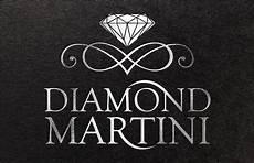 Diamond Logo Design Diamond Martini Logo Design Sputnik Design For Print