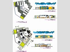 Day Care, Nursery, Early Stimulation Center 2D DWG Plan for AutoCAD ? Designs CAD