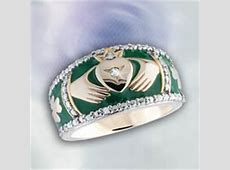 The Concorde Collection Irish Promise Claddagh Ring
