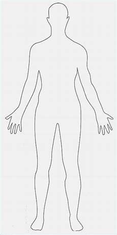 Blank Body Drawing At Getdrawings Free Download