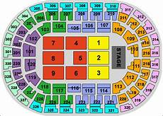 Ford Center Seating Chart With Rows Charlie Wilson Chesapeake Arena Tickets March 17 2017 At