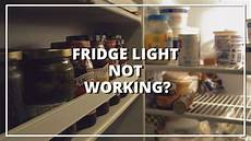 Change Light Bulb In Samsung Refrigerator Whirlpool Refrigerator Light Not Working