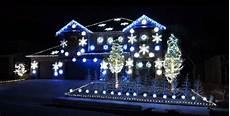 Gangnam Style Lights Gangnam Style Christmas Light Display Brightens The