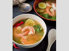 thai tom yum soup   glebe kitchen