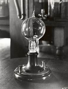 When Was Light Bulb Made Corning Invented The Glass Bulb For Thomas Edison S First