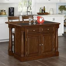 kitchen island styles home styles monarch oak kitchen island and two stools