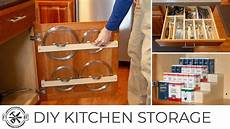 3 easy diy kitchen organization projects basic tools