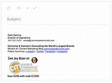 Outlook Signature Template Email Signature Template Cyberuse