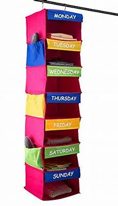 clothes organizer days of the week organizing clothes how do i inspire my child to wear