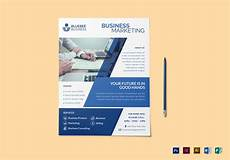 Business Advertisement Template Creative Business Marketing Flyer Design Template In Psd