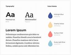 Style Guide Examples How To Create A Brand Style Guide Like These Top Tech