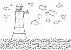 Malvorlagen Meer Und Strand Englisch Ausmalbilder Ferien Am Meer Basteln Gestalten