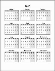 Calnder For 2010 2010 Calendar Yangah Solen