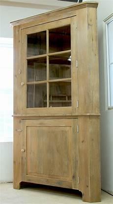 solid oak corner cabinet ecustomfinishes