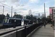 Charlotte Light Rail Tickets Lynx Light Rail How Far It Has Come How Far It Is Going
