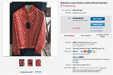 supreme retailer supreme x louis vuitton absurd resell prices hypebeast