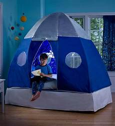 galactic bed tent with starburst led light ages 6 to 8