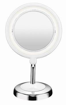 Conair 3x 1x Magnification Mirror With Led Lighting Conair Double Sided Lighted Makeup Mirror Lighted Vanity