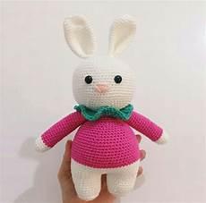 amigurumi 214 rg 252 oyuncak modelleri amigurumi tombiş tavşan