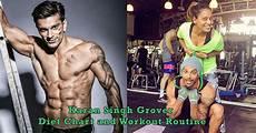 Bipasha Basu Diet Chart Karan Singh Grover Fitness Tips Diet Chart And Workout