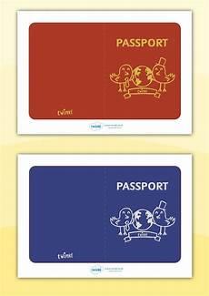 Passport Template Download Twinkl Resources Gt Gt General Passport Templates