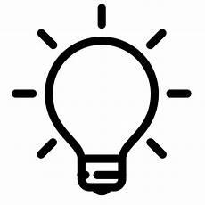 Led Light Bulb Symbol Bulb Png Images Transparent Free Download Pngmart Com