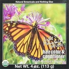 Light Mountain Henna Mahogany Light Mountain Henna Haircolor Red Amber Spice 4 Ounce Ebay