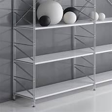 scaffali per ufficio kalevi scaffale componibile metallo per ufficio 293 x 35 x