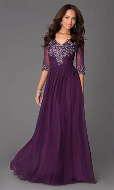 sleeve cocktail dress audiophile v neck prom dress with sleeves promgirl