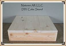 14 quot diy rustic wedding cake stand country wedding cake