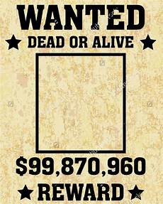 poster template word 6 wanted poster templates word excel templates
