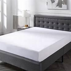 mattress sleeve ultra soft 100 waterproof hypoallergenic pocket