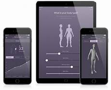 Body Measurement Chart App Size Stream Body Measurement And Body Measurement Tracking