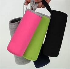 water bottle cover sleeve neoprene fabric glass water bottle cover sleeve insulator