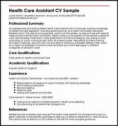 Personal Statement For Care Worker Personal Statement Examples Support Worker How To Write